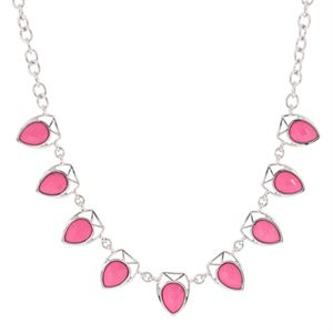 Picture of Amour Fuchsia Necklace